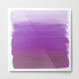 Purples No. 1 Metal Print