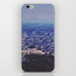Griffith Observatory iPhone Skin
