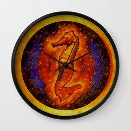 ATLANTEAN SEAL - 154 Wall Clock