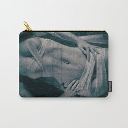 Unraveling Carry-All Pouch