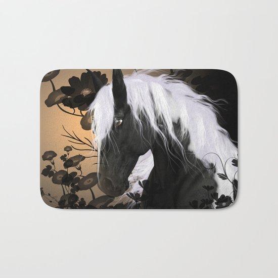 Wonderful horse Bath Mat