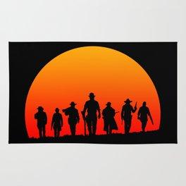 Western Sunset Rug