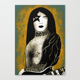 Poster The Great Paul Stanley Canvas Print