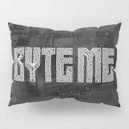 Byte Me Pillow Sham