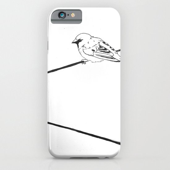 On a Wire iPhone & iPod Case