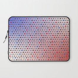 Buffalo Superfan Pattern Laptop Sleeve