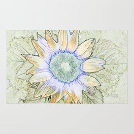 Here comes the Sun! Rug