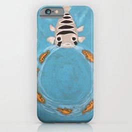 Circle of Fish iPhone Case