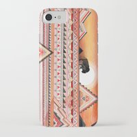 journey iPhone & iPod Cases featuring Journey by Sandra Dieckmann