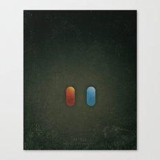 SMOOTH MINIMALISM - Matrix Canvas Print