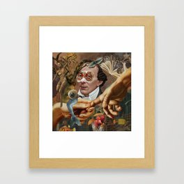 Just Another Fairytale Framed Art Print