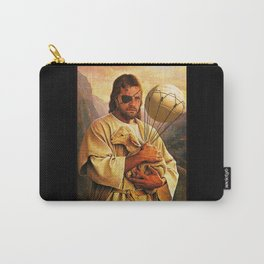 Venom Jesus Snake - parody Carry-All Pouch