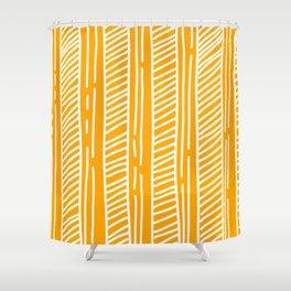 My Line Shower Curtain