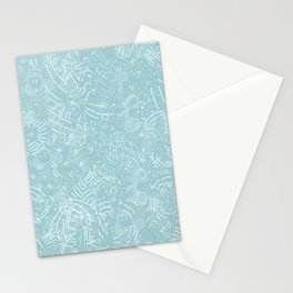 Cave Drawings - Sky Stationery Cards
