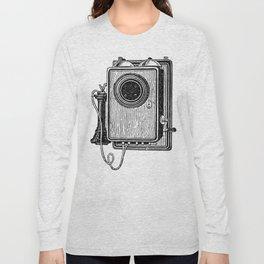 Old telephone 2 Long Sleeve T-shirt