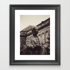 William Edward Hartpole Lecky Framed Art Print