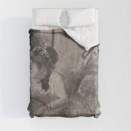 Edgar Degas - Intimacy.jpg Comforters
