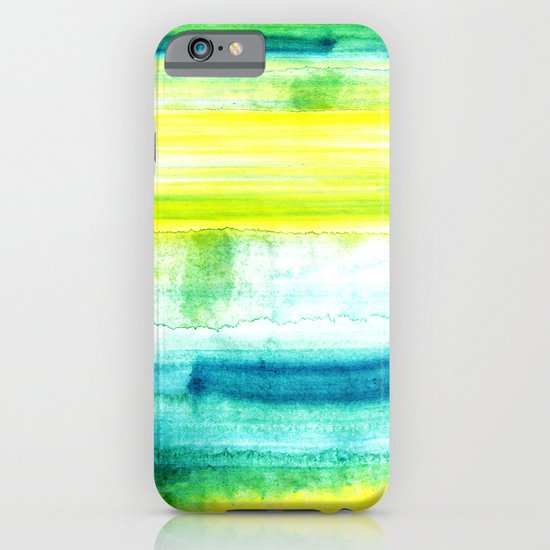 Swimming Upstream iPhone & iPod Case