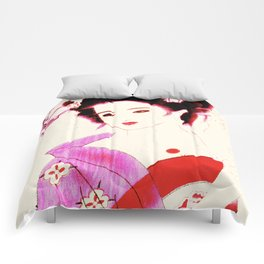 Geisha Comforters