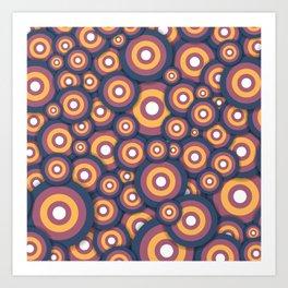 Circle World Art Print