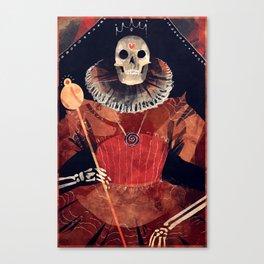 Ancient Queen Canvas Print