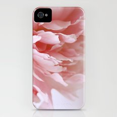 Peony Pink Slim Case iPhone (4, 4s)