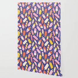 Popsicles Wallpaper
