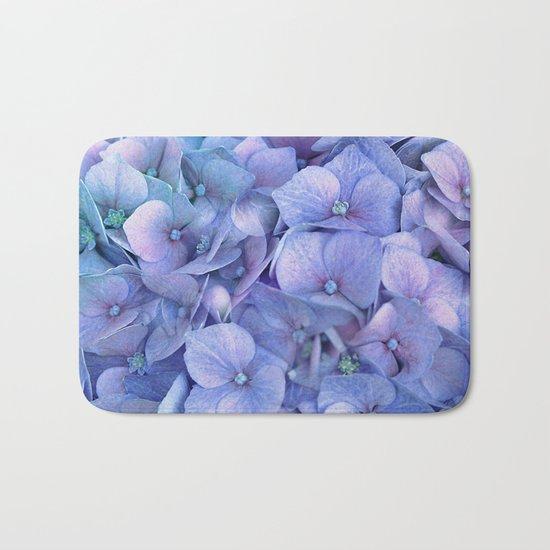 Hydrangea Bath Mat