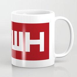 FASHION WHITE Coffee Mug