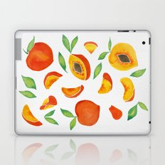 Peaches Laptop & iPad Skin
