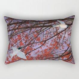 astral autumn Rectangular Pillow