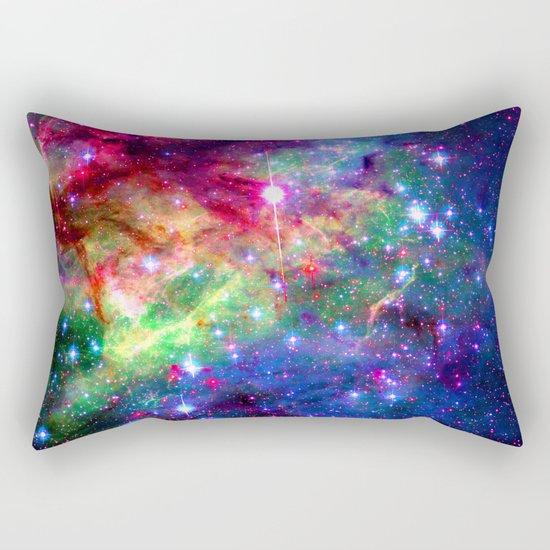 Cosmic Magic Rectangular Pillow