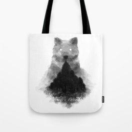 Wander Wisely Tote Bag