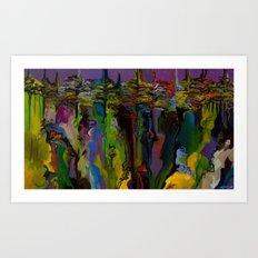 Chicot    Art Print