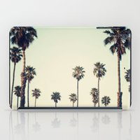 california iPad Cases featuring California  by Bree Madden