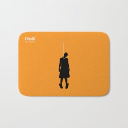 Death by Vector Bath Mat