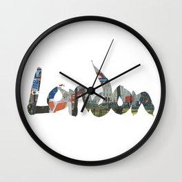 London #4. London (the) Wall Clock