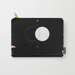 Eclipse Moon Piscis Carry-All Pouch
