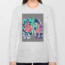 Lungs Long Sleeve T-shirt