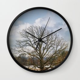 After the Gloom Wall Clock