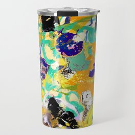 Dene Olding, BACH PARTITAS         by Kay Lipton Travel Mug