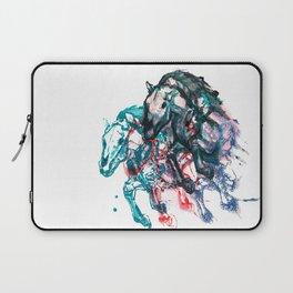 Horse Skeletons Laptop Sleeve
