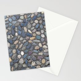 Paving Pebbles Stationery Cards