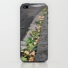 Italy Curb iPhone Skin