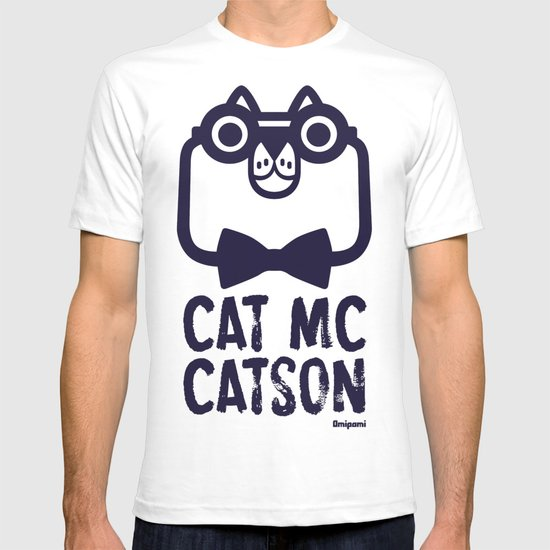 Cat Mc Catson T-shirt
