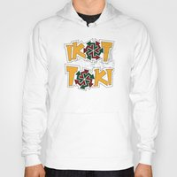 philippines Hoodies featuring IkoToki: University of the Philippines, Diliman by Franchie
