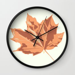 Acero f. a. Wall Clock