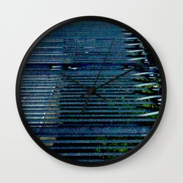 elastic Wall Clock