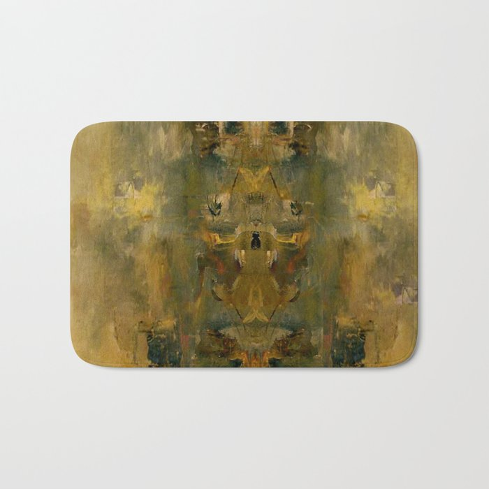 Divinity tribal Bath Mat