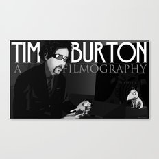 Ending Burton Canvas Print